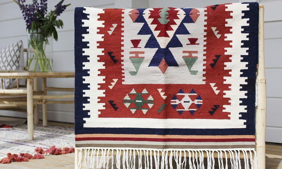 tapis décoratif