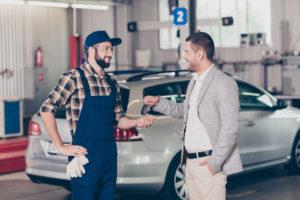 Les options de réparation de véhicule neuf ou d'occasions