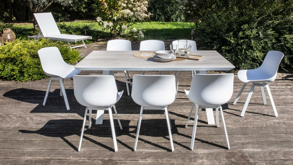 Tables de jardin Scandinave